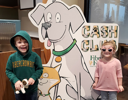 In 2018, there was more than $45 million in credit-union savings accounts for 151,000 children in Washington state. (Northwest Credit Union Association)