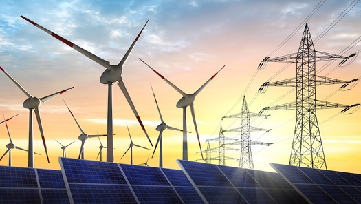 A proposed budget amendment could speed up permitting and construction of large scale renewable energy facilities. (peterschreiber.media/Adobe Stock)