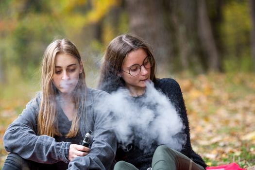 A survey of Boone County, W.Va., high school students found that 57% use e-cigarettes, almost three times the national average. (Adobe Stock)