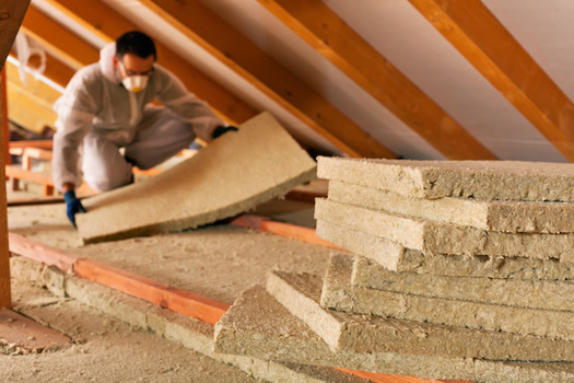 Removal of energy efficiency standards such as heating insulation could be approved by a state House committee. (Arpad Nagy-Bagoly/Adobe Stock)