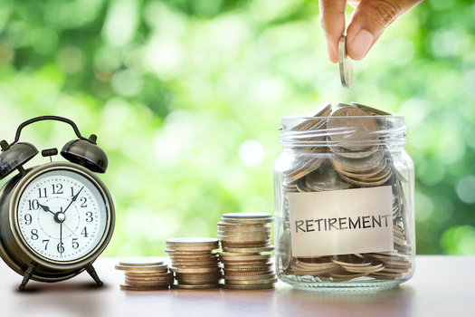 Workers with access to a retirement plan at work are 15 times more likely to save, research shows. (Cozine/Adobe Stock)