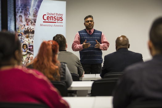 Census numbers are used to allocate political representation and to determine how many federal tax dollars are sent back to states for education and health programs, transportation, infrastructure and more. (US Census Bureau)