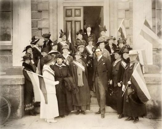 By August 1920, 36 states including Nevada had ratified the 19th Amendment, ensuring that across the country, the right to vote could not be denied based on sex. (nevadawomen.org)