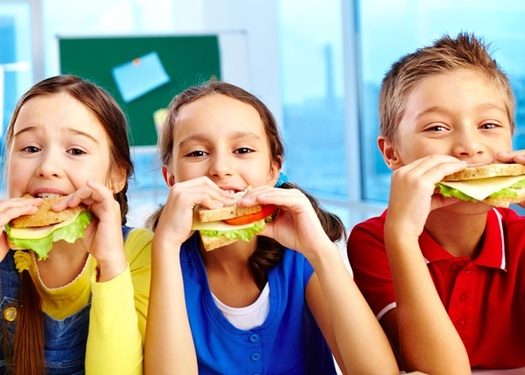 Child-nutrition programs in Ohio serve more than 1 million meals daily across more than 3,000 sites. (AdobeStock)