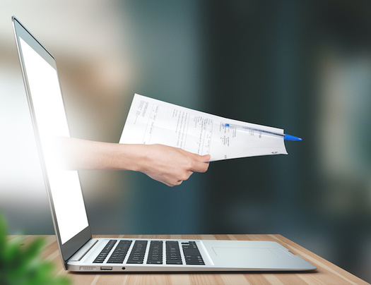 The 2020 census can be filled out online. (Aldeca Productions/Adobe Stock)