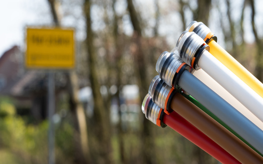 Minnesota's government has a goal that by 2022, all businesses and homes will have access to high-speed broadband providing minimum download speeds of 25 megabits per second and minimum upload speeds of at least 3 mbps.(Adobe Stock)