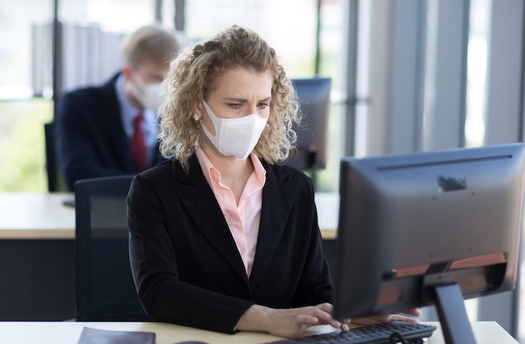 Many employers have turned to telecommuting as a way to curb the spread of the new coronavirus. (Adobe Stock)