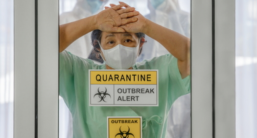 Insurance and medical care costs are a top concern for people potentially infected with the coronavirus. (Adobe stock)