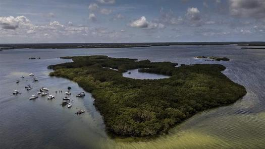 A new bill to create an aquatic preserve on the coasts of Citrus, Hernando and Pasco counties would become the 42nd such preserve in Florida. (Charlie Shoemaker/The Pew Charitable Trusts)