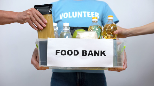 Volunteers in Idaho are stepping up to feed those in need across the state. (motortion/Adobe Stock)