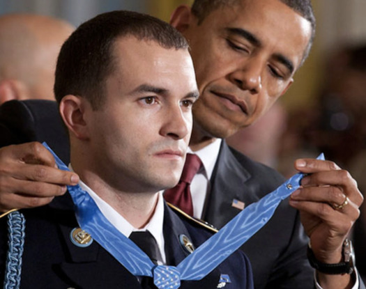 In 1990, Congress designated March 25 as the annual National Medal of Honor Day. (mohmuseum.org)