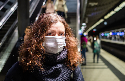 Air pollution may put people at higher risk for developing severe COVID-19 illness, scientific studies have found. (Adobe Stock)