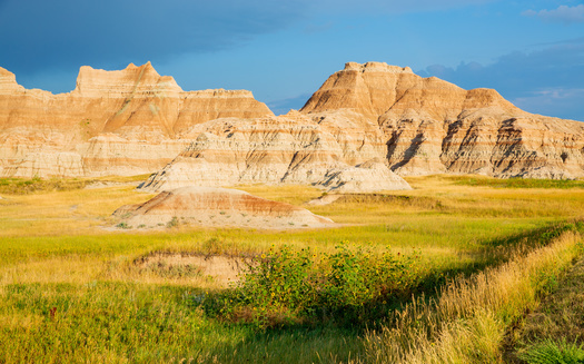 In addition to closed visitor centers, all interpretive programs at Badlands National Park are canceled amid the coronavirus. However, roads and trails are still open. (Adobe Stock)