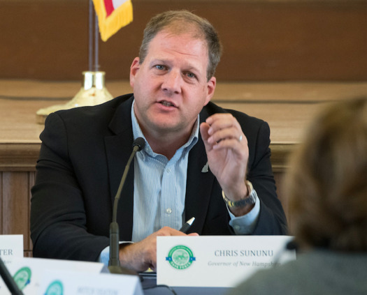 Effective Mar. 17, Gov. Chris Sununu ordered all health insurance providers in New Hampshire to cover the costs of telehealth services. (USDAgov/Creative Commons)
