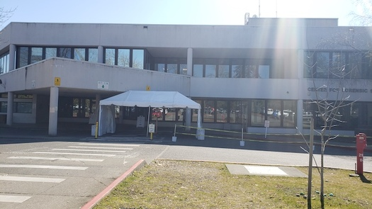 Western State Hospital staff want more screening after a patient tested positive for coronavirus last week. (WFSE)