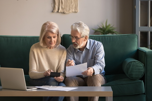 The coronavirus stimulus package passed by Congress suspends the 2020 required minimum distributions on retirement plans. (Adobe stock)