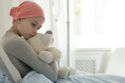 All childhood cancers are considered rare diseases. (Adobe stock)