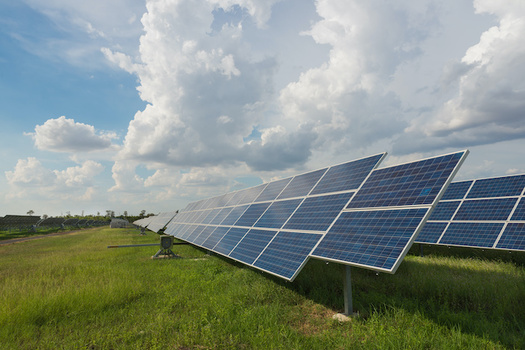 Expediting renewable energy development could help New York's economy after the COVID-19 pandemic is over. (kessudap/Adobe Stock)