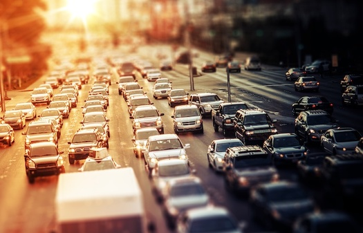 Cars are among the largest contributor to greenhouse-gas emissions driving climate change. (Adobe Stock)