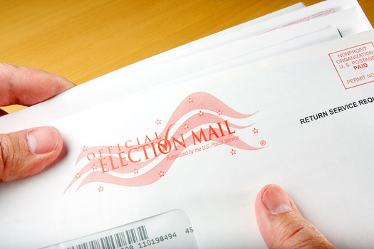 For Montana counties that opt in for an all-mail primary this June, ballots must go out by May 8. (Scott Van Blarcom/Adobe Stock)