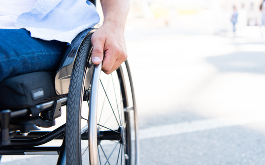 Advocates for those with disabilities say while there's been no reported incidents in Iowa, they're monitoring to see if their clients are denied health care because of the pandemic. (Adobe Stock)