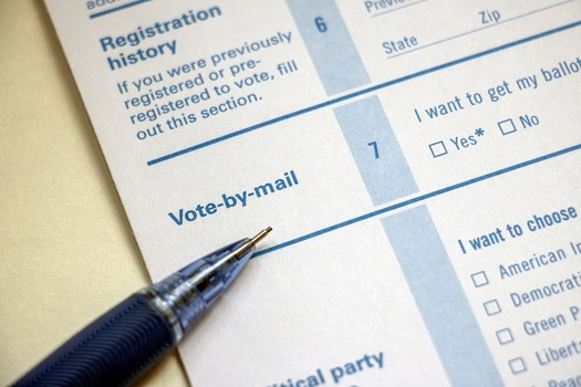 Arizonans already have the option to vote by mail. The COVID-19 pandemic has prompted officials to propose extending mail-in ballots to all voters, for both the 2020 primary and general elections. (Darylann/AdobeStock)