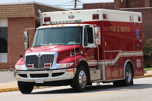 LA County Fire reports a large uptick of patients with flu-like symptoms calling for an ambulance in recent weeks. (Dodgerton Skillhause/Morguefile)
