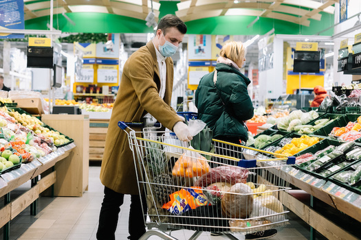 A World Food Programme report finds the coronavirus pandemic could double the number of people worldwide suffering from hunger. (Adobe Stock)