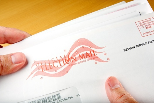 Ohio's secretary of state says about 25% of voters routinely vote by absentee ballot. (AdobeStock)