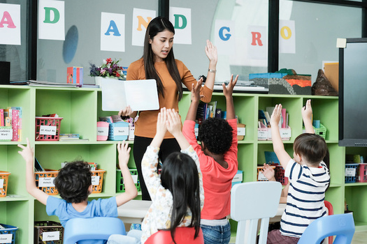 Socio-economic factors and family dynamics play a role in whether a child is well-prepared for kindergarten. (Adobe Stock)