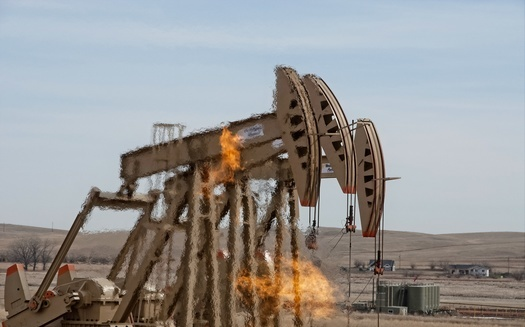 State officials in North Dakota recently estimated that oil production across the region was down nearly 300,000 barrels a day following the market crash. (Adobe Stock)