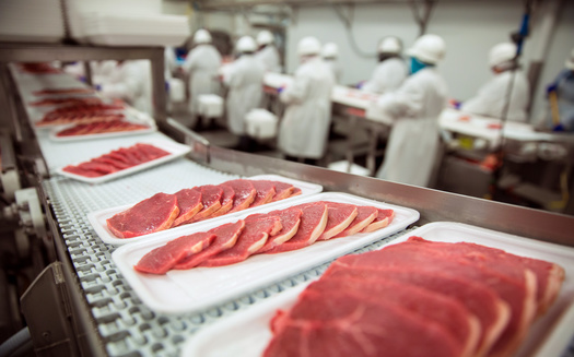 Unions across the country say the meat processing industry should have enacted adequate worker safeguards long before the pandemic. (Adobe Stock)