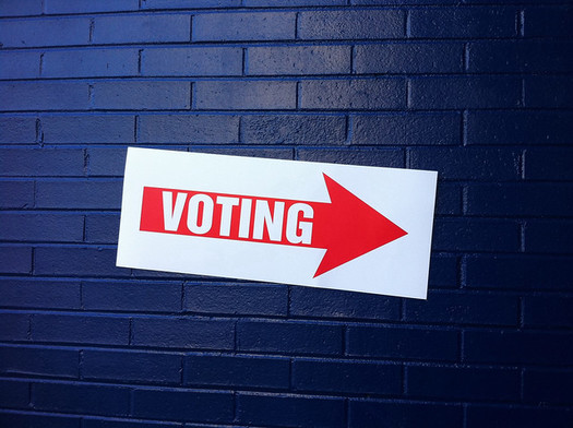 Florida voters in 2018 overwhelmingly approved Amendment 4, a constitutional amendment to end the state's lifetime ban on voting for most people with felony convictions. (justgrimes/Flickr)