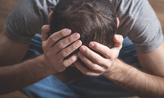 A poll by the American Psychiatric Association found more than 60% of Americans are experiencing stress and anxiety because of the coronavirus pandemic. (Adobe Stock)