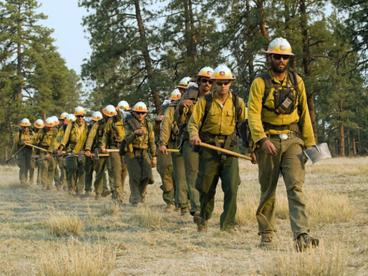 Wildfire managers in New Mexico often let wildfires burn, but have determined they will be extinguished as quickly as possible this season. (usda.gov)