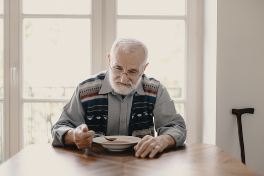 A new report finds that 5.3 million seniors struggled with food insecurity in 2018 and hunger advocates say COVID-19 could worsen the situation. (Adobe Stock)