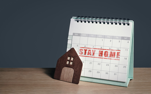 Wisconsin's stay-at-home order was scheduled to last through late May, until it was ended by a state Supreme Court ruling this week. (Adobe Stock)