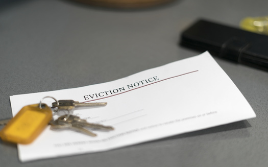 As opposed to a temporary eviction ban, Gov. Doug Burgum has said more targeted actions, such as emergency relief program, are better ways to help people struggling with their rent during the crisis. (Adobe Stock)