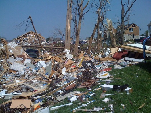 Ohio averages 19 tornadoes a year. (rbeard113/Flickr)