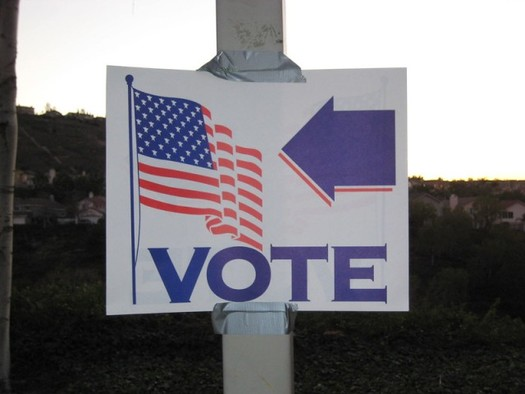 Fewer polling locations are open for Indiana's primary because of a lack of poll workers. (kgroovy)