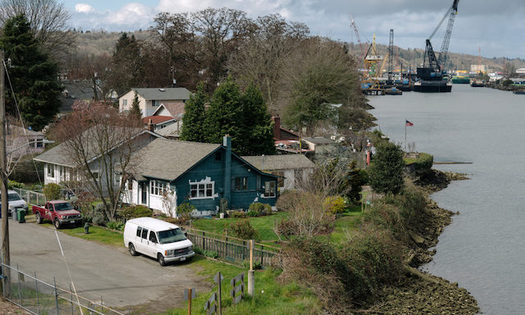In Seattle's South Park neighborhood, a cleanup coalition formed after the Duwamish River was declared a Superfund site in 2001. (Jovelle Tamayo/YES! Media)