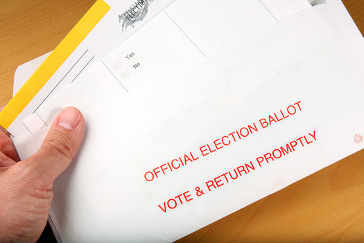 Tuesday is the deadline for Pennsylvania residents to apply for a mail-in ballot for this year's primary election. (Scott Van Blarcom/Adobe Stock)