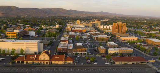 Four Yakima residents say they will sue if the county commission doesn't change the way its members are elected. (Christopher Boswell/Adobe Stock)