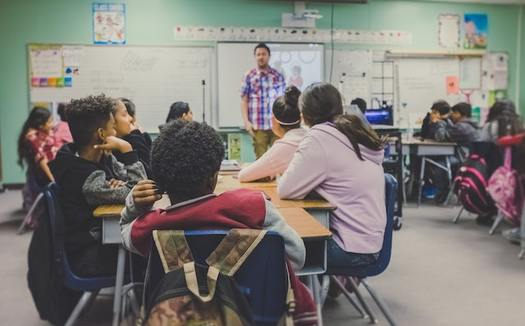 More than 100 Tacoma paraeducators will have their hours reduced so much in the new school year that they will no longer be eligible for health insurance. (NeONBRAND/Unsplash)