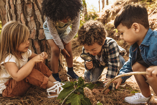 Nationwide, time spent in such outdoor spaces as parks, beaches and community gardens has shrunk as people continue to stay indoors to avoid spread of COVID-19. (Adobe Stock)