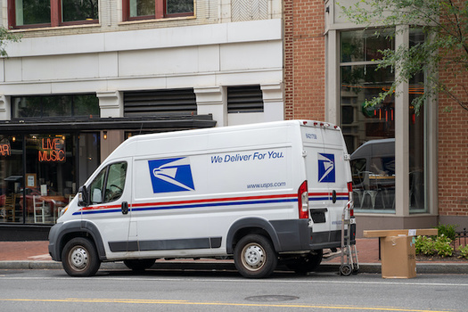 The U.S. Postal Service was left out of coronavirus relief in the CARES Act. (MelissaMN/Adobe Stock)