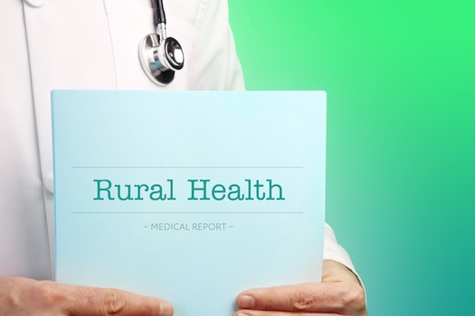 Primary-care physicians are scarce in rural regions across the country. (Adobe Stock)