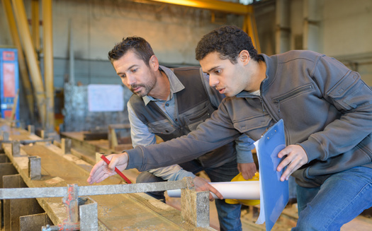 According to the Urban Institute, Iowa's expansion of registered apprenticeships for 16- to 24-year olds led to 4,500 new apprentices between 2016 and 2019. (Adobe Stock)