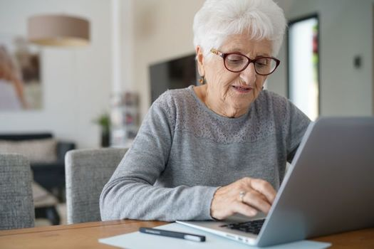 High-speed internet has become a lifeline for older Ohioans who need access to telehealth services during the pandemic. (Adobe Stock)