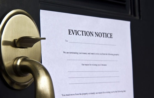 Groups advocating on behalf of Utah tenants say those who've fallen behind on their rent due to the COVID-19 crisis could soon run out of options. (tab62/Adobe Stock)